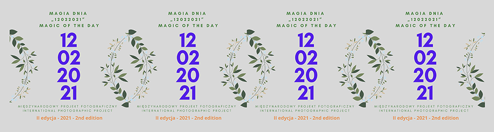 "Magia dnia ""12022021"" Magic of the Day"